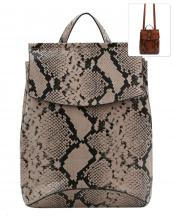 UN0069SNAKE(ST)-wholesale-backpack-shoulder-bag-convertible-snake-animal-pattern-vegan-leatherette-canvas-flap-over(0).jpg