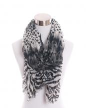 UPSF4527(BK)-wholesale-multi-animal-print-scarf-zebra-leopard-dots-adjusted-stretch-strap--(0).jpg