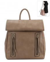 US0013(ST)-wholesale-backpack-convertible-transform-zipper-pocket-fold-flap-solid-vegan-leatherette-canvas(0).jpg