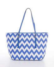 WR506459(BL)-wholesale-handbag-tote-bag-faux-leather-leatherette-chevron-zipper-buckle(0).jpg