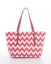 WR506459(RD)-wholesale-handbag-tote-bag-faux-leather-leatherette-chevron-zipper-buckle(0).jpg