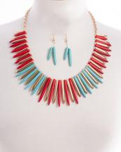 WS1671GL(TCO)-wholesale-necklace-multi-color-chain-stone-spike-turquoise-gold-(0).jpg