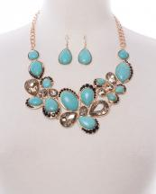 WS1719(GLTQS)-wholesale-necklace-earrings-chain-multi-color-stone-bead-lobster-clasp-bead-rhinestone-chunky(0).jpg