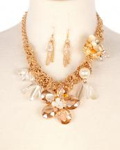 WS1727GL(TOP)-wholesale-necklace-earrings-chain-crystal-resin-gold-linked-flower-topaz-pearl-beaded(0).jpg
