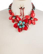 WS1743(COR)-wholesale-necklace-earrings-coral-color-stone-flower-floral-multi-beads-twig-resin(0).jpg
