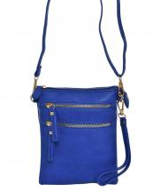 WU002(RBL)-W27-wholesale-messenger-bag-two-zippered-pockets-solid-color-plain-detachable-wristlet-crossbody(0).jpg