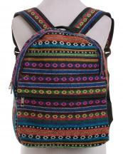 YB8005(MUL)-wholesale-backpack-aztec-canvas-fabric-bag-multicolor-laptop-open-pocket-fashion(0).jpg