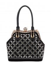 YL301(BK)-wholesale-handbag-rhinestones-multi-size-stones-studs-gold-frame-faux-leather-lock-crystal-bling(0).jpg