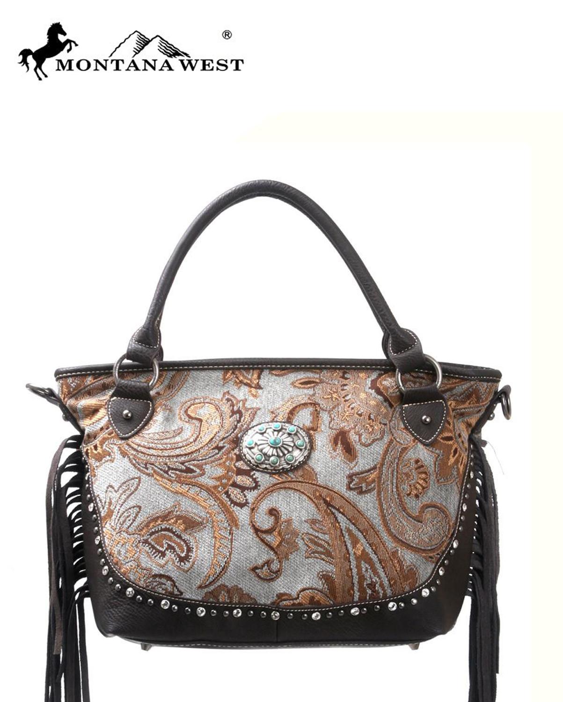 Mw1098321 Gy Mw Whole Montana West Handbag Aztec