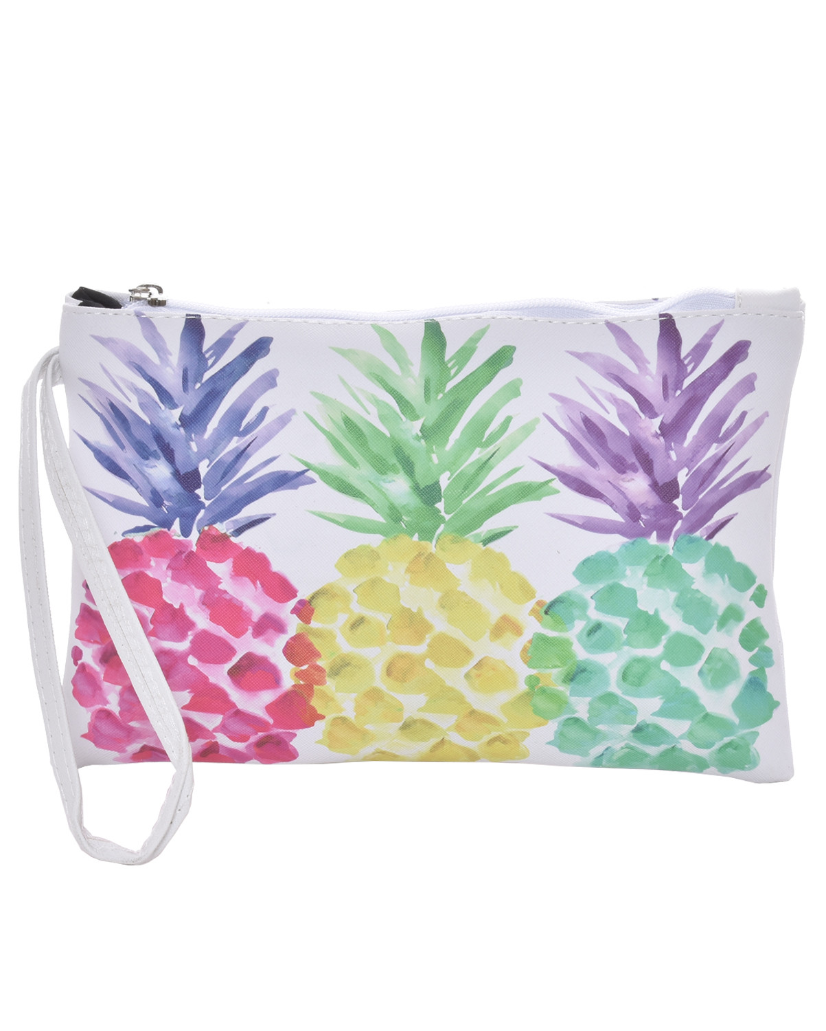 PCH100(MUL)-wholesale-cosmetic-pouch-bag-pineapple-graphic-print-wristlet-strap-silver-tone-metal-linen-pu(0).jpg