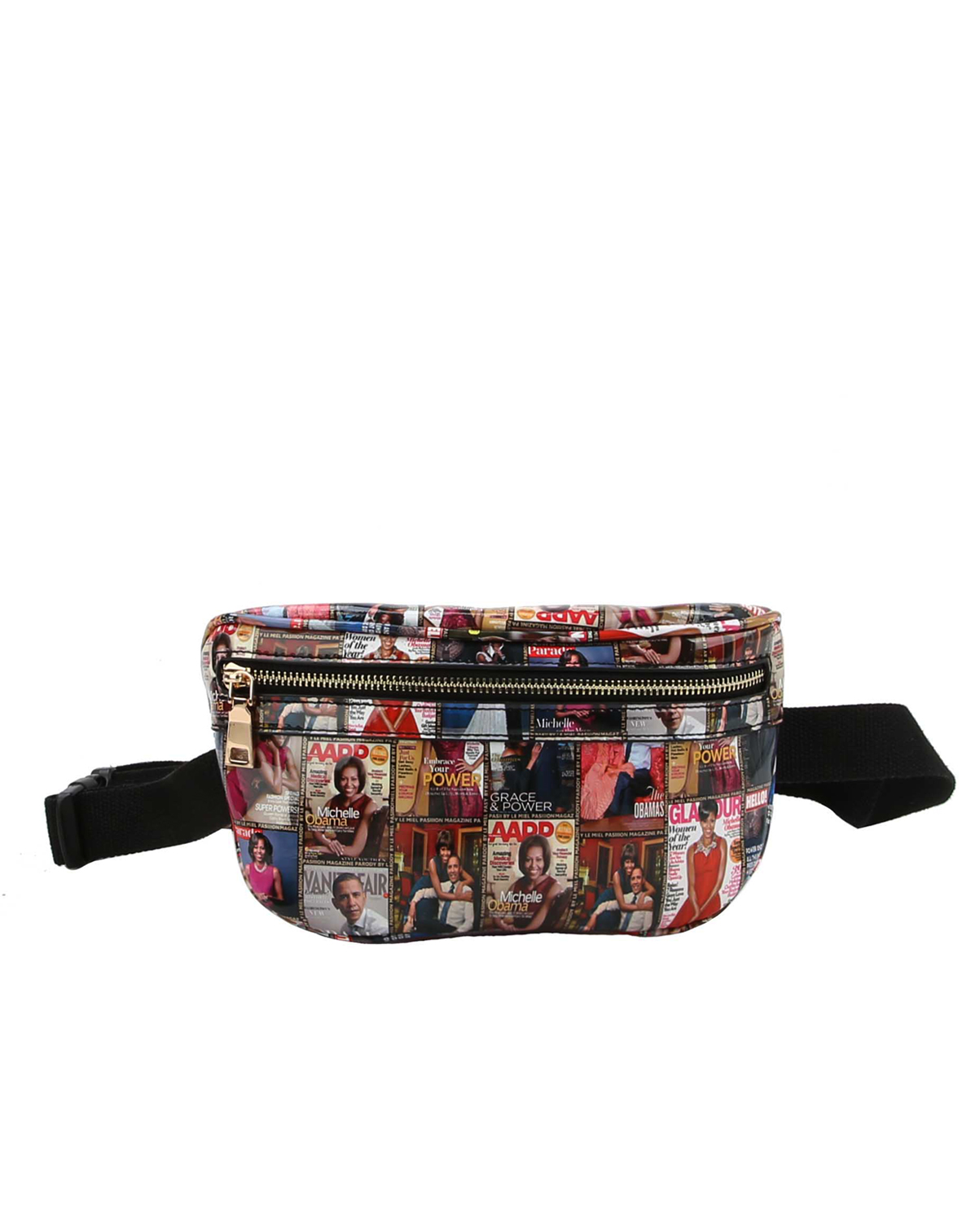 PQS006(MUL)-wholesale-fanny-pack-waist-bag-michelle-barack-obama-magazine-patent-vegan-leather-canvas-belt(0).jpg