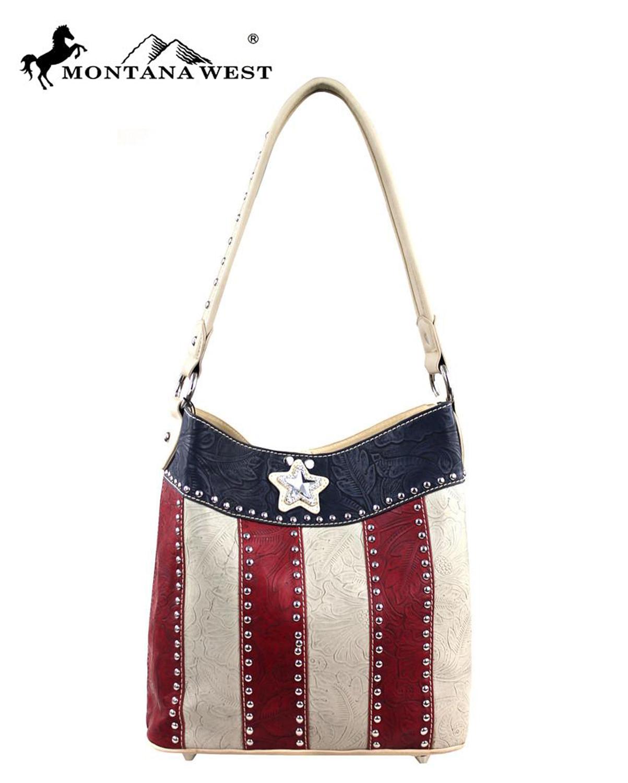 Tx02916 Tan Mw Whole Montana West Handbag Texas