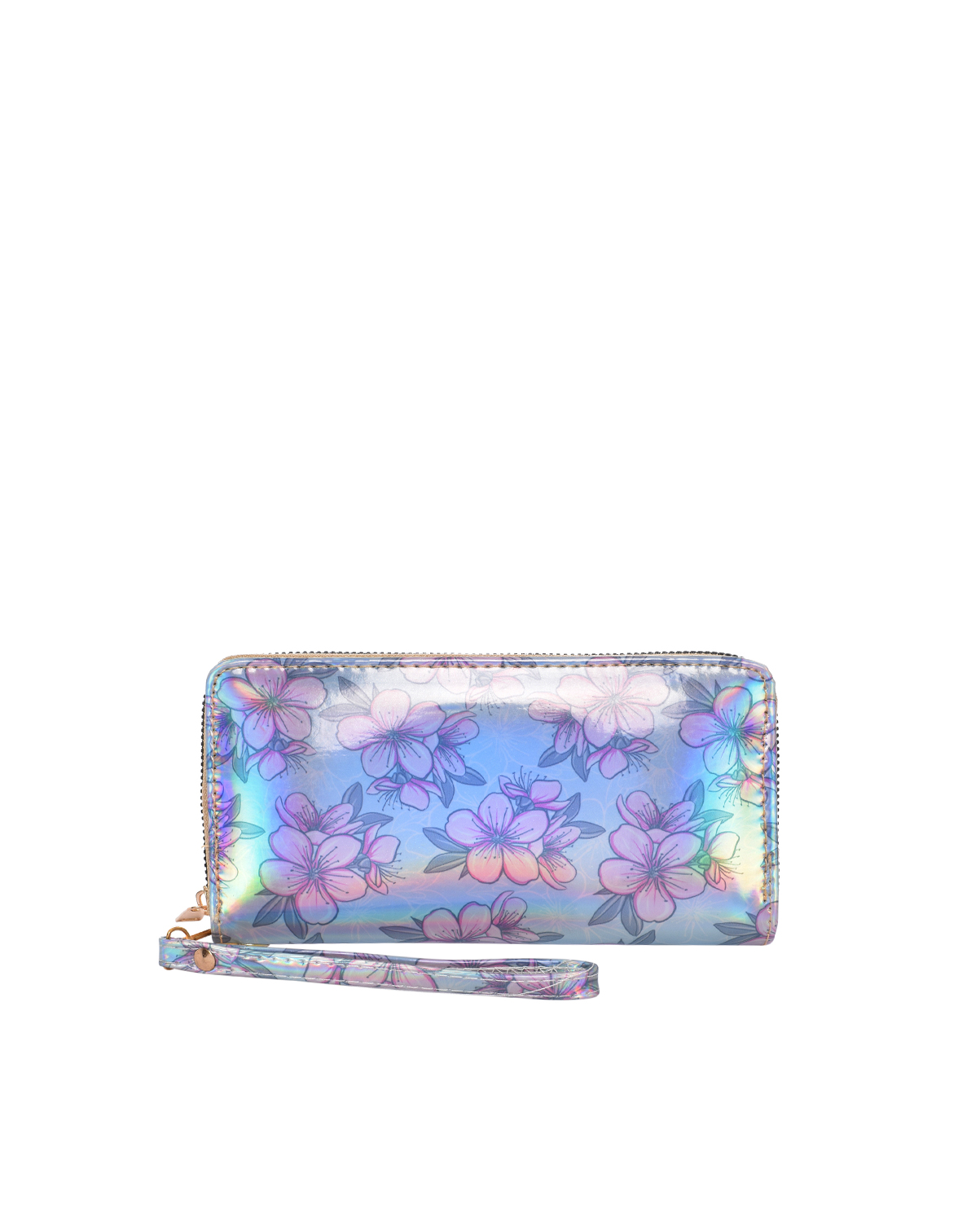WL8281(MUL)-wholesale-wallet-floral-pattern-faux-patent-leatherette-wristlet-cute-graphic-pocket-multicolor(0).jpg